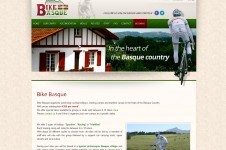 Site internet bike-basque