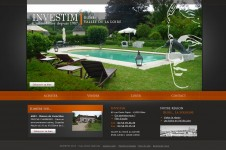Site immobilier Investim