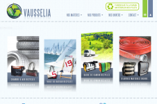 site prestashop Vausselia