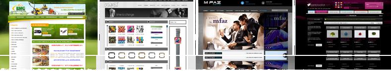 Création site E-commerce, agence web