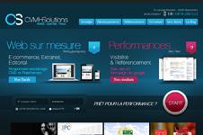 Création site wordpress CVMH