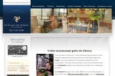 Référencement de sites web vitrine: restaurant à Dreux