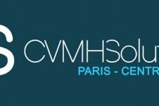 Logo agence web CVMH