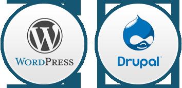 Création site internet wordpress, drupal