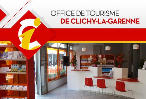 Agence web de l 39 office de tourisme de clichy - Office de tourisme de clichy ...