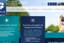 Agence Wordpress assurances animaux