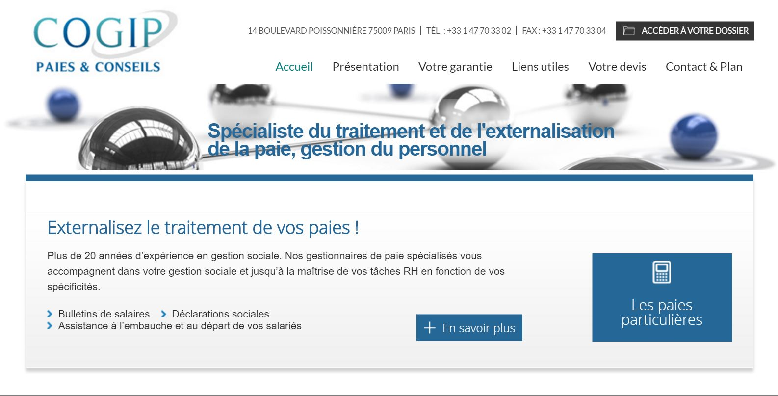 prestataire paie